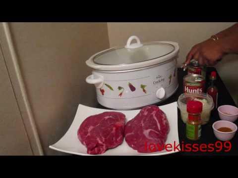 Slow Cooker Spicy Cajun Beef Recipe