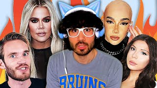 James Charles EXPOSED By Blaire White, Khloe Kardashian UNEDITED PICTURE, Pewdiepie EXPOSES Everyone