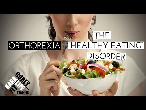 Healthy Food Obsessed? Orthorexia | Dietitian Talk