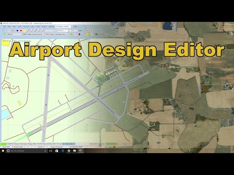 Airport Design Editor Walk-though, Part 6. File & Folder Structure + First Compile