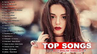 Best English Songs 2019 Hits - Most Popular Songs Collection - Best Pop Songs Playlist 2019