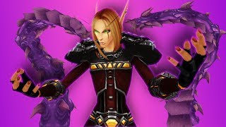 Fast Insanity Cleave - Shadow Priest PvP WoW Legion 7.3