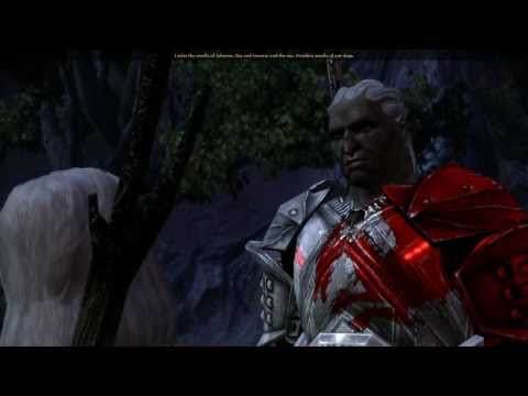Sten: About cookies and feeling homesick [Dragon Age: Origins]