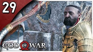 Let's Play God of War Part 29 - Thamur the Frost Giant [God of War 4 2018 PS4 Gameplay]