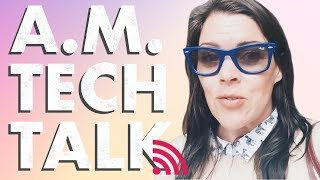 🔴 A.M. Tech Talk with @applegreentech Hard Drive Cloning, Backups, Cloud Backups and Archiving data.