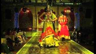 26 Dec, 2013 - Bollywood actress walks ramp in traditional attire in New Delhi