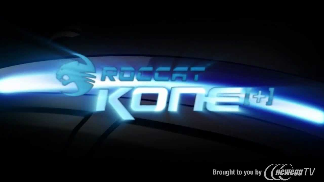 Product Tour: ROCCAT Kone Black 8 Buttons Tilt Wheel USB Wired Laser ...