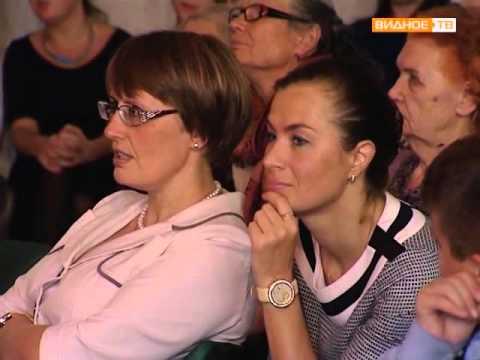 видео: 60 лет Развилковской школе