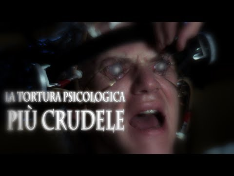 La Tortura psicologica più crudele - Creepypasta #72