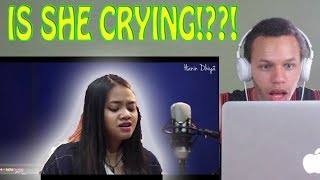 Asal Kau Bahagia - Armada (Cover) by Hanin Dhiya [Reaction]