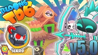 HALLOWEEN | UPDATE 5.0  | NOWE MAPY | #103 | Bloons TD6 PL HD
