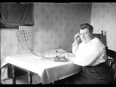 ada jones & len spencer  fun at the music counter  victor 78 1908