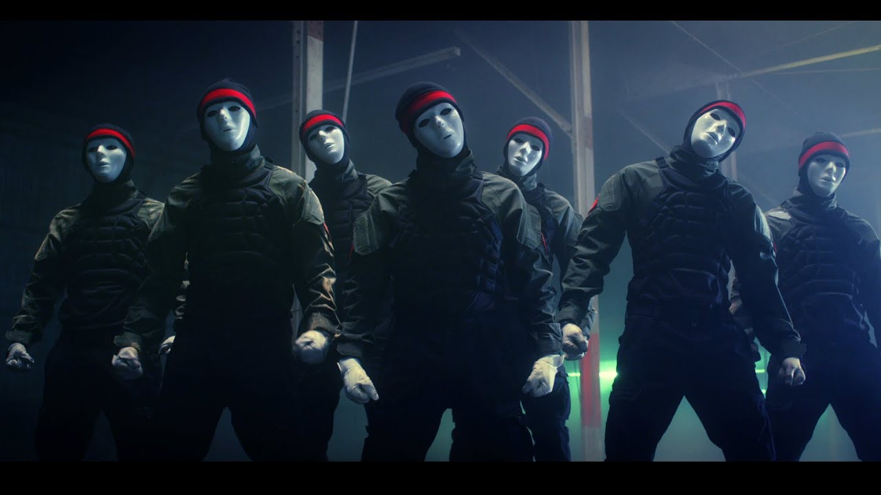 "Jabbawockeez Presents Official Trailer for ""REGENERATE"" 02 ..."