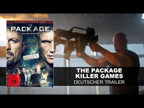 The Package - Killer Games (Deutscher Trailer) - Dolph Lundgren, Steve Austin    KSM