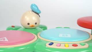 Disney Hooyay Donald Drumkit | Product Demonstration Video | Musical Toys For Kids