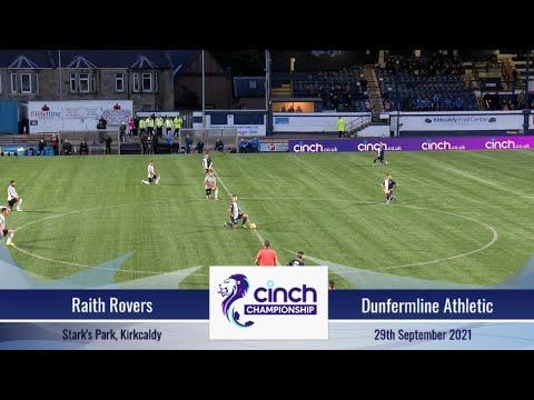 Raith Dunfermline Goals And Highlights
