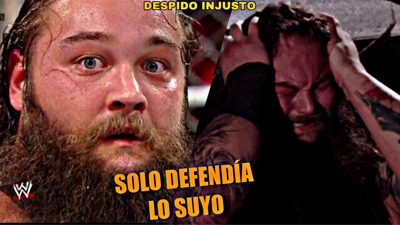 la Injsta Verdad por la que Bray Wyatt Fue Despedido de Wwe. Mala Relacion con Vince Mmchaon por