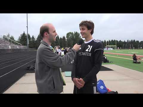 Boys Soccer Highlights: Forest Lake Vs. Stillwater