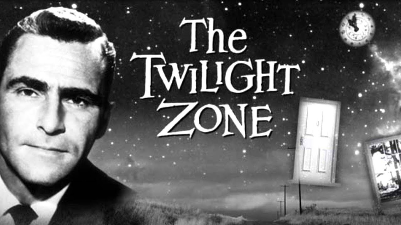 Image result for twilight zone tv series