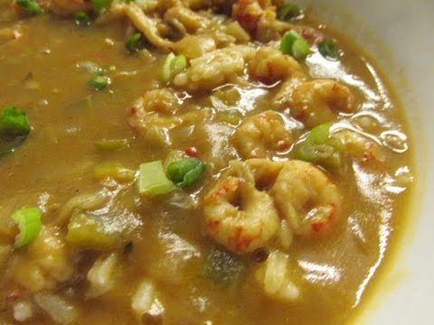 How To Cook Cajun Style  Crawfish Bisque