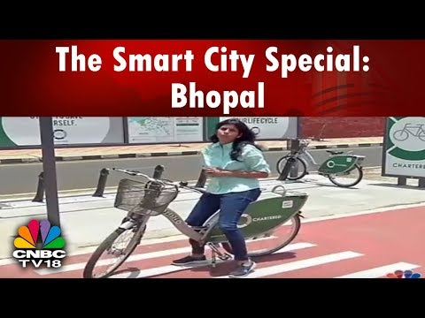 The Smart City Special: Bhopal || Urban Reality || CNBC TV18