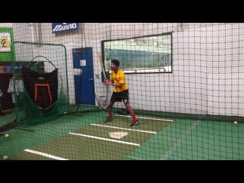 Amani Karim BP at Great Lakes Academy 11/30/2016