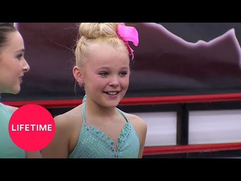 Dance Moms: JoJo Gets Her ALDC Jacket Season 5 Flashback  Lifetime