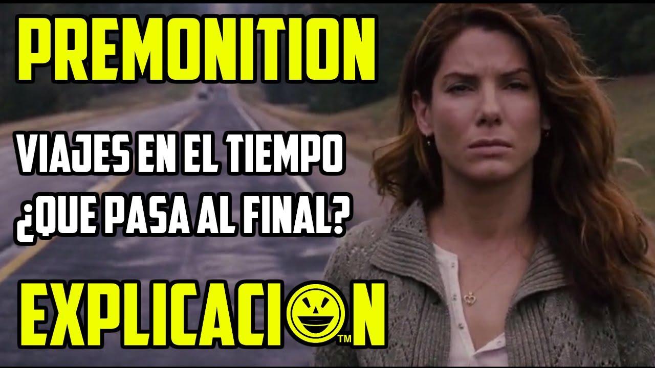 Ver Premonition | Análisis y Explicación | 7 días  |  Premoniciones película explicada en Español