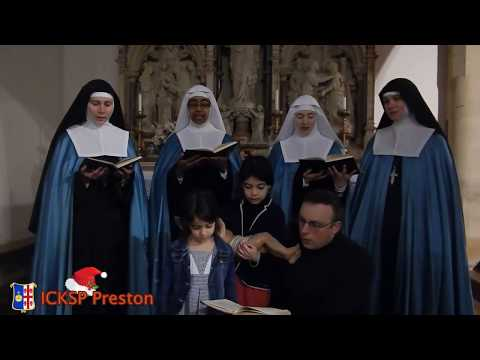 Christmas Celebration with ICKSP Preston
