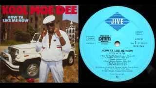KOOL MOE DEE - How Ya Like Me Now - FULL LP - 1987