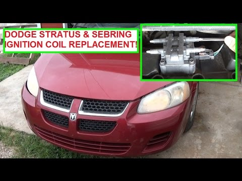 Ignition Switch Replacement >> Dodge Stratus / Sebring 2.4 Second Generation Ignition ...