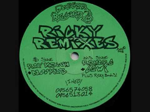 Remarc & Lewi Cifer - Ricky (Ray Keith & Nookie Remix)