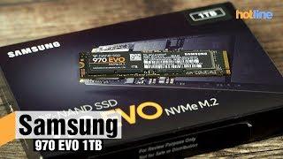 Samsung 970 EVO 1 ТБ — обзор скоростного накопителя M.2 NVMe