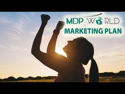 MDP World Marketing Plan