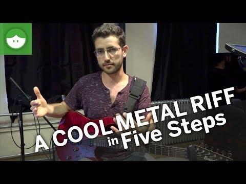 How to Compose a COOL Metal Riff in 5 Steps