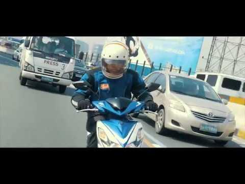 Arlan Dela Cruz on Yamaha MXI 125