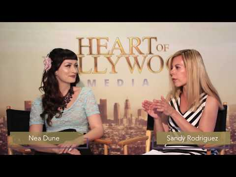 with Nea Dune Part 1  Heart Of Hollywood Media