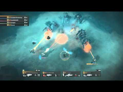 Helldivers Gameplay - Gone to Hell