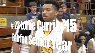 # 23 Lorne Currie '15, Fairfax Senior Year, UA Holiday Classic