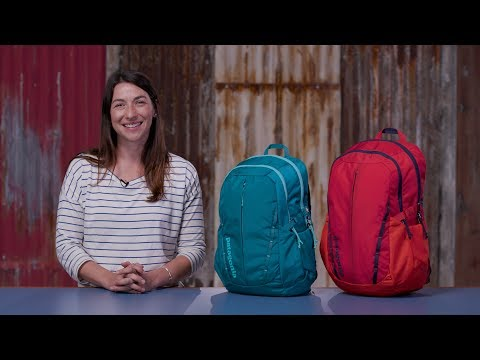 Patagonia Refugio Backpack 28L and Women's Refugio Backpack 26L