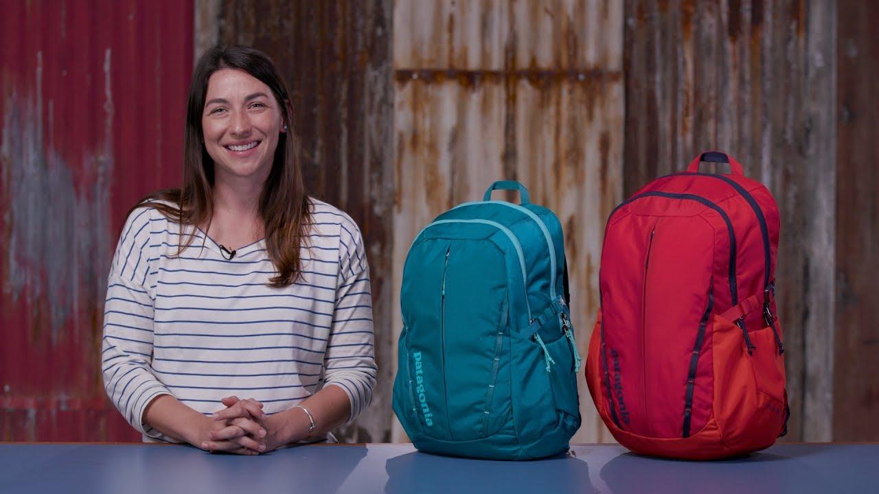 04833c8e6e Patagonia Refugio Backpack 28L and Women s Refugio Backpack 26L ...