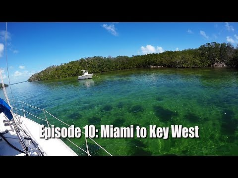 The Friendly Pirates ep. 10, The Florida Keys! (Miami to Key West)