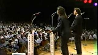 Foster & Lloyd - Crazy Over You (Grand Ole Opry Debut)