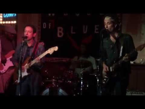 JammingOut at HOB 10-8-14 with Jacinto Casteneda - Mojo Working - San Diego Blues