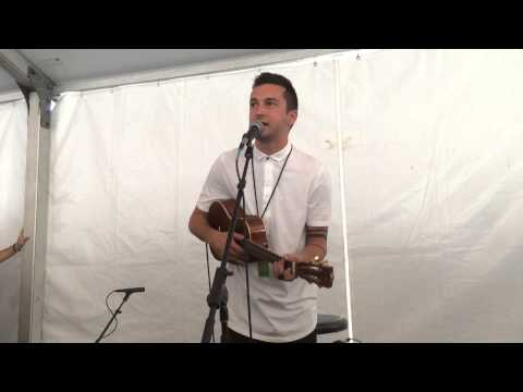 "Tyler Joseph of Twenty One Pilots - ""Lane Boy"" - Live at Bunbury Music Festival in Cincinnati, OH"