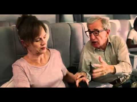 To Rome With Love - Exclusive Clip_ Woody Allen & Judy Davis Worry About Turbulence