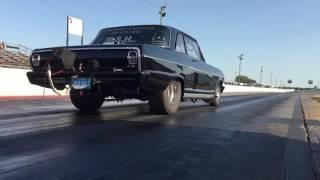 64 Nova wheelie