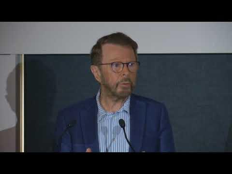 EBU Media Summit 2018 Keynote - Björn Ulvaeus