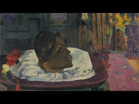 The Getty Gauguin: Is Beauty Terrifying?