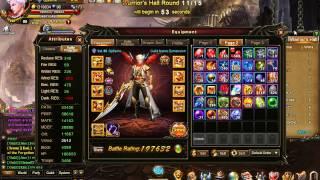 Wartune Oceanic Knight Class Wars Finals (August 2014) + Necro 23 & 24